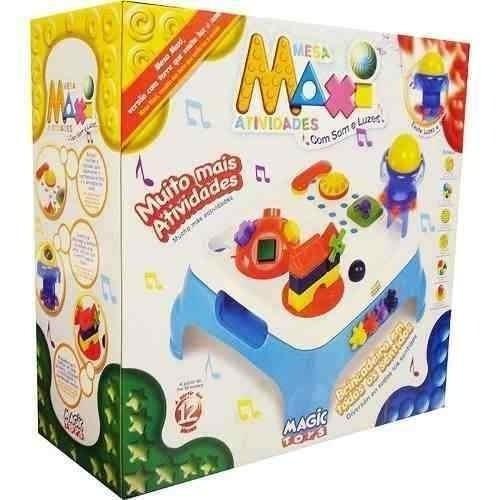 MESA MAXI C/ SOM AZUL 1060L*