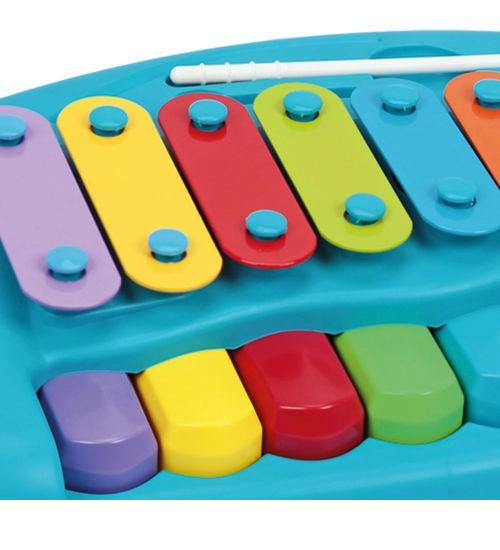 PIANO XILOFONE MUNDO MAGICO 6452 AZUL*