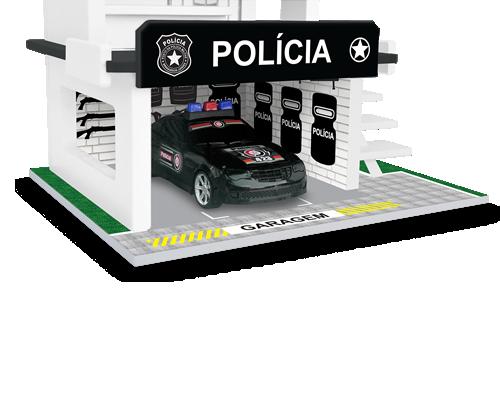 POSTO DE POLICIA JUNGES 092*