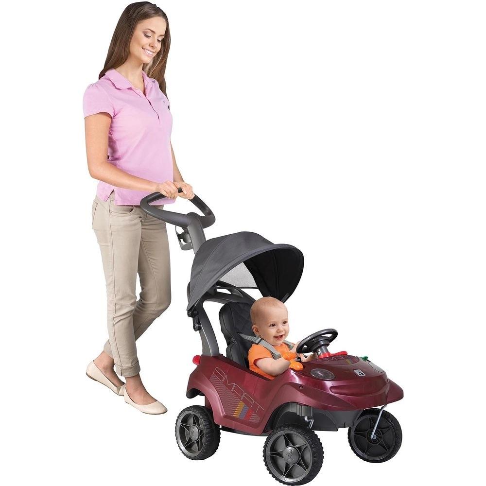 SMART BABY CONFORT VINHO 534*