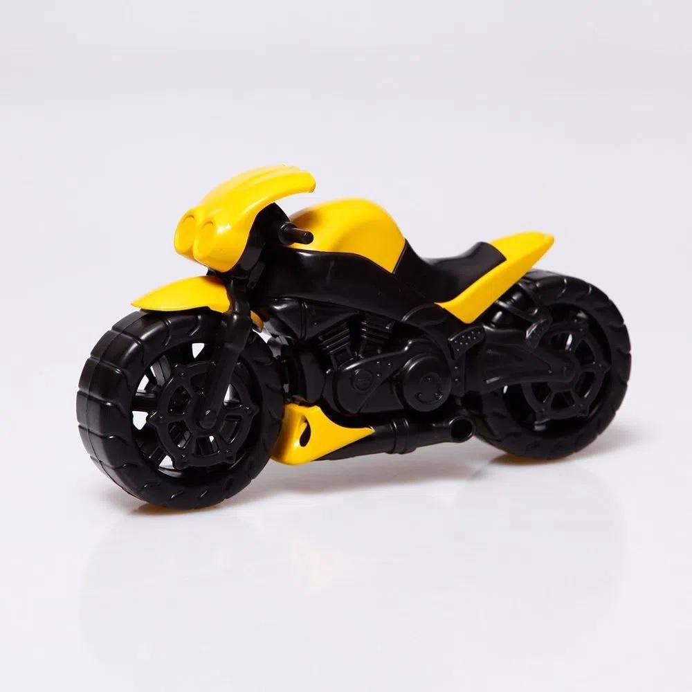 SPORT MOTORCYCLE AMARELO 500 *