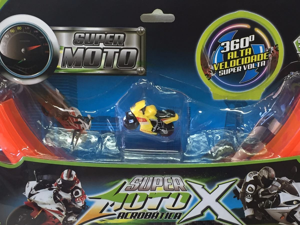 SUPER MOTO X ACROBATICA 303*