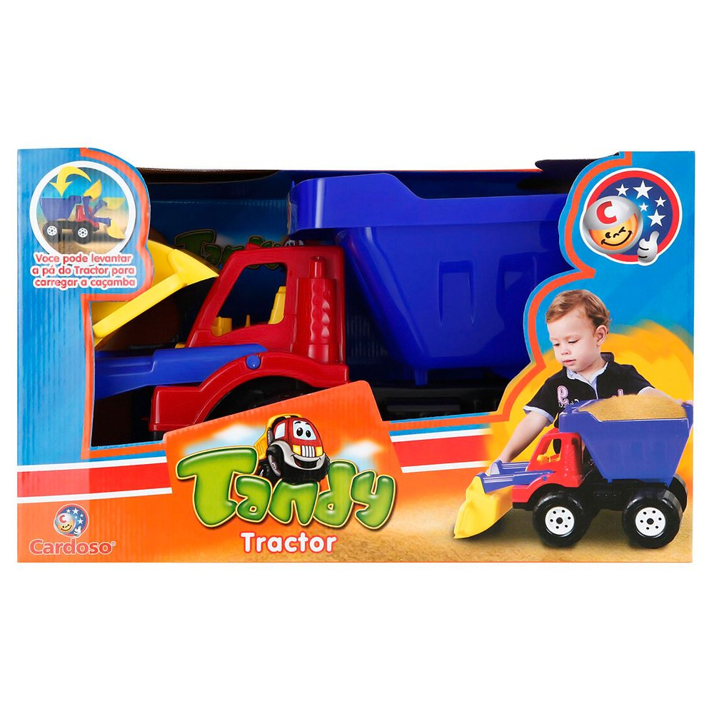 TANDY TRACTOR 1017*