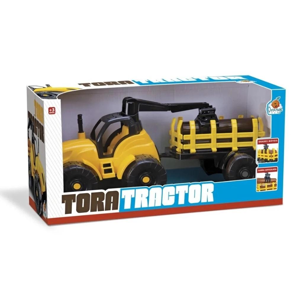 TORA TRACTOR AMARELO 515 *