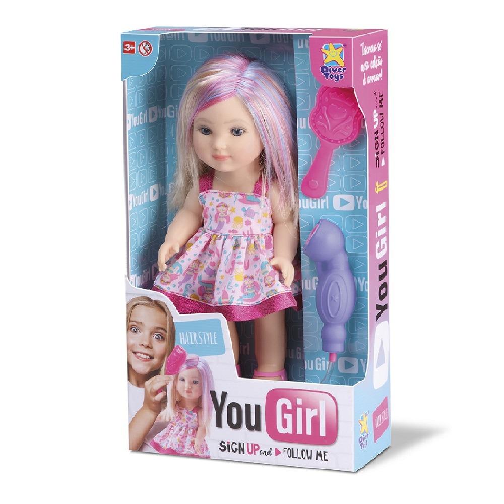 YOU GIRL HAIR STYLE 8069*