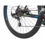 BICICLETA OGGI 29 HACKER SPORT 21V PTO/AZ/S-LIME 15,5 - DCRE 2021/00255-6