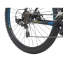 BICICLETA  OGGI 29 HACKER SPORT 21V PTO/AZ/S-LIME 19 - DCRE 2021/00257-2