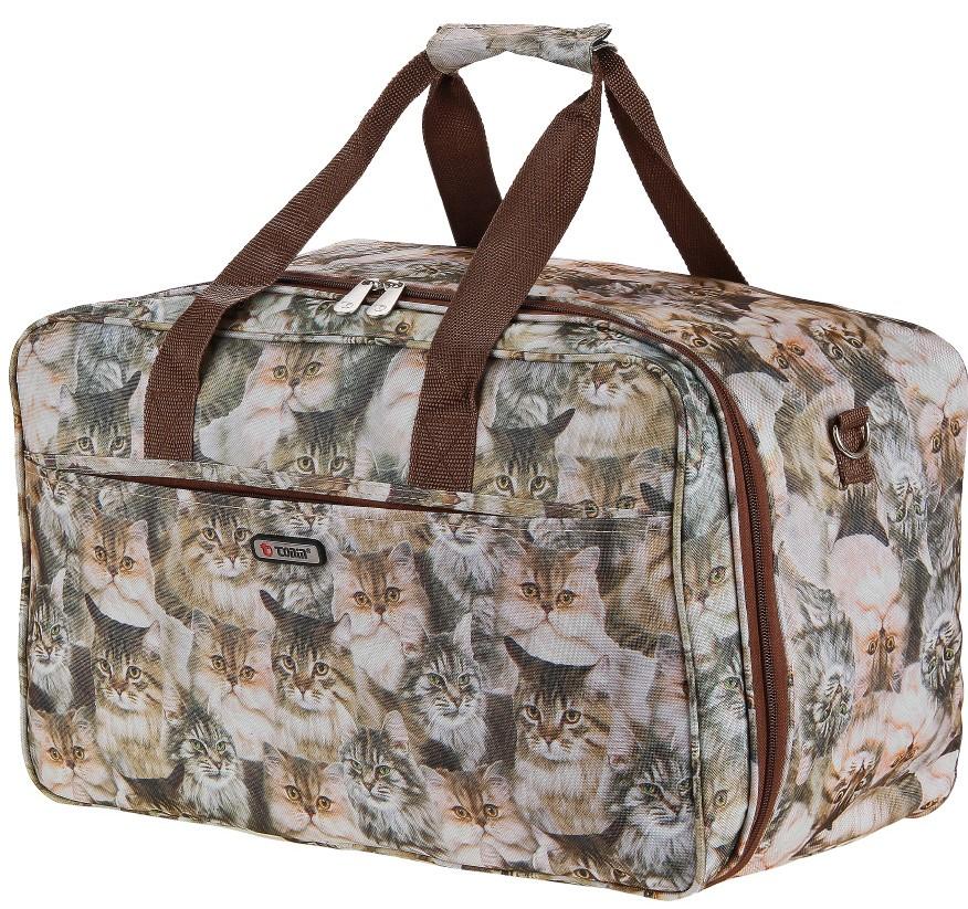 Bolsa de Viagem Linha Dr. Cat