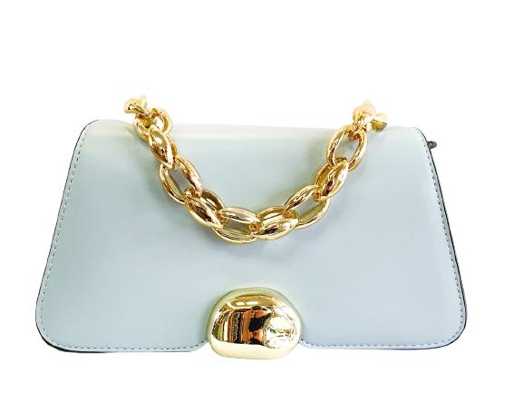 Mini Bag com alças chain