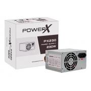 Fonte De Alimentação PowerX Px230 230w Box