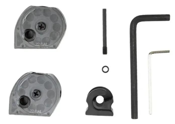 Carabina Pressão Rossi Beeman 1338 5,5mm + Kit Maleta Luneta