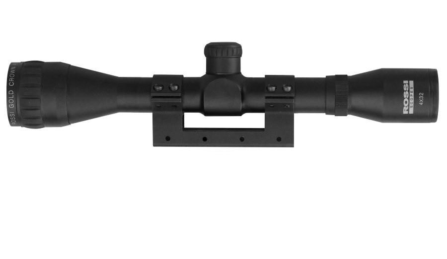 Carabina Pressão Rossi Beeman 1338 5,5mm + Kit Premium
