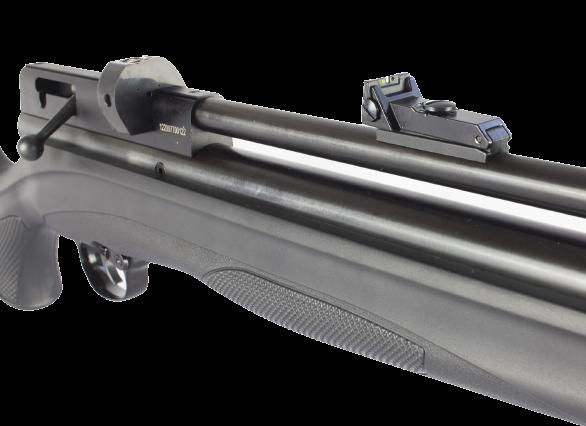 Carabina Pressão Rossi Beeman Pcp 1336 5,5mm + Kit Maleta