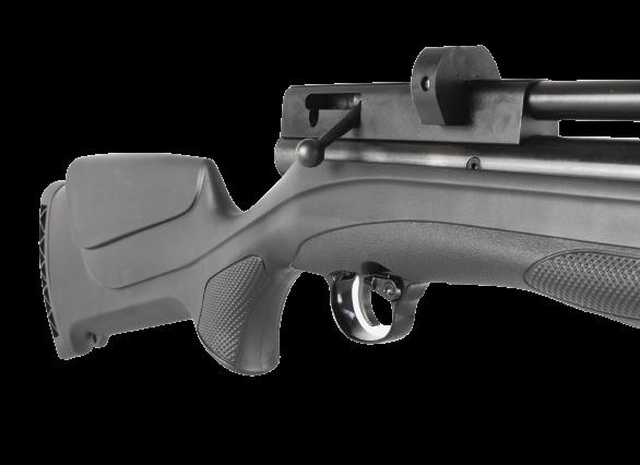 Carabina Pressão Rossi Beeman Pcp 1336 5,5mm + Kit Premium