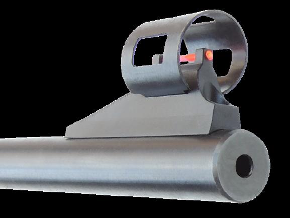 Carabina Pressão Rossi Nova Dione 5,5mm + Chumbinho PCP + Óculos de Proteção