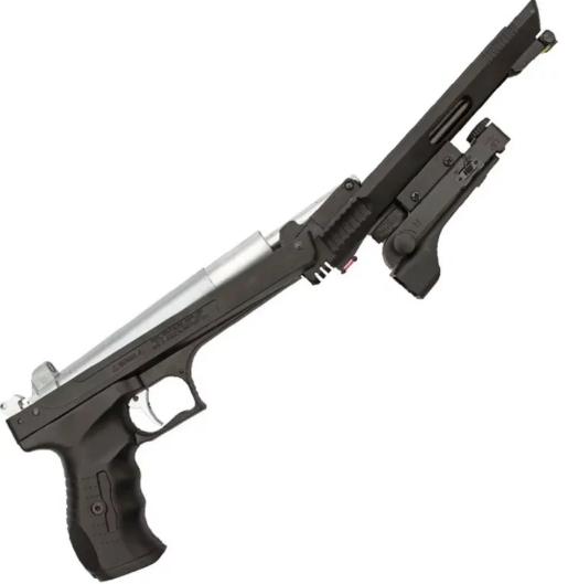 Pistola de Pressão Beeman 2006 4,5mm Rossi + Red Dot + Capa