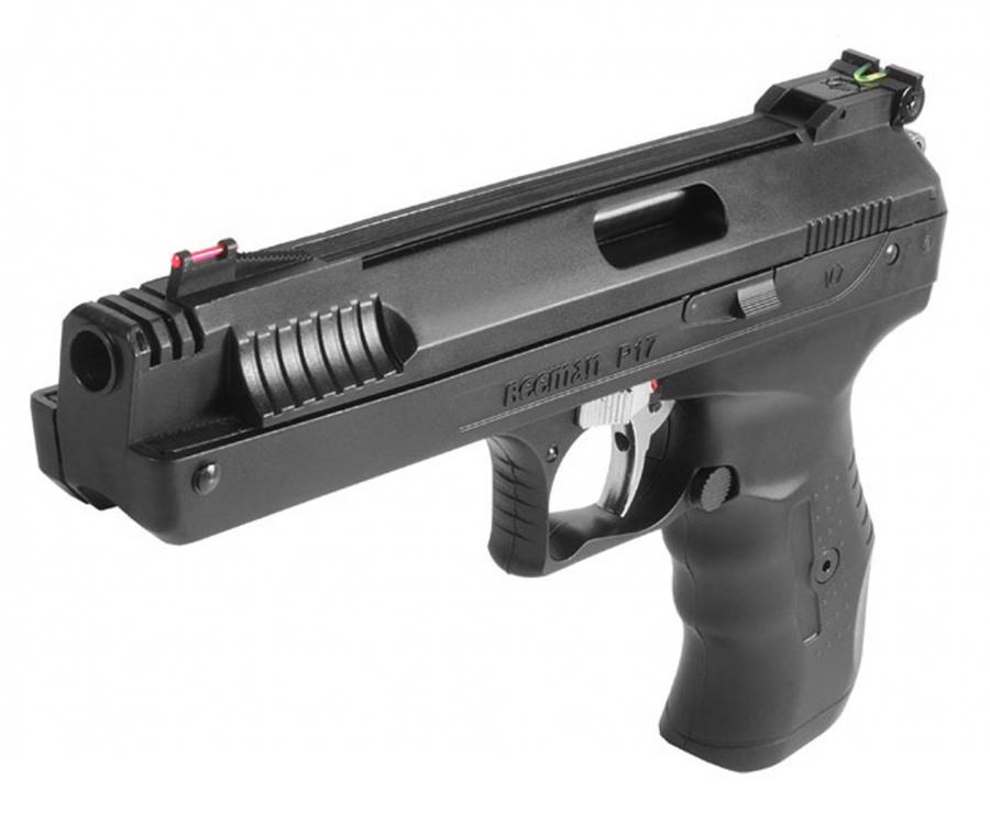 Pistola Pressão Beeman 2004 4,5mm + Chumbinho + Alvos