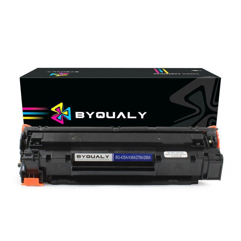 Toner Compatível - 435a/436a/278a/285a - Byqualy 2mil Copias