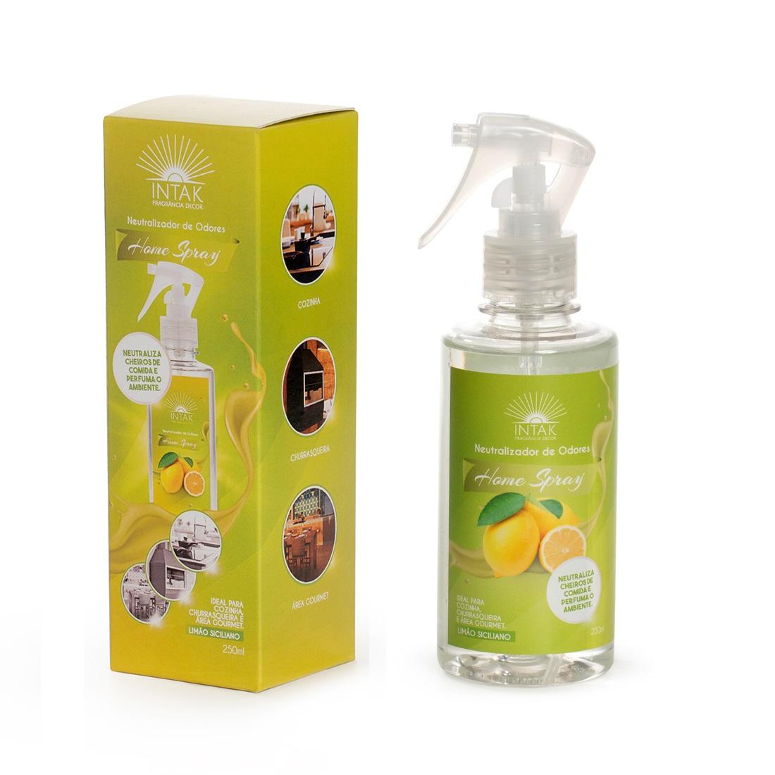 Home Spray Neutralizador 250ml - Limão Siciliano