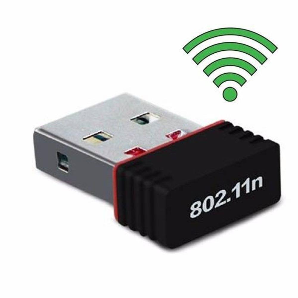 Adaptador Usb Wireless 802.11n 900Mbps sem Antena