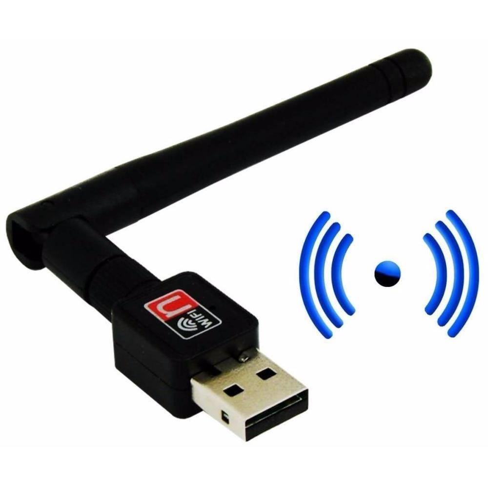 Adaptador USB Wireless 802.iin 900Mbps com Antena