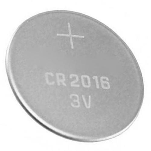 Bateria para Placa Mãe Cr 2016 3V+