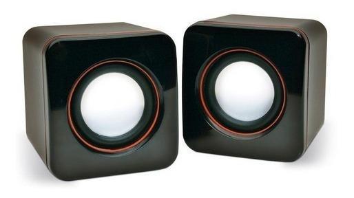 Caixa de som 3W 2.0 Mini Speaker