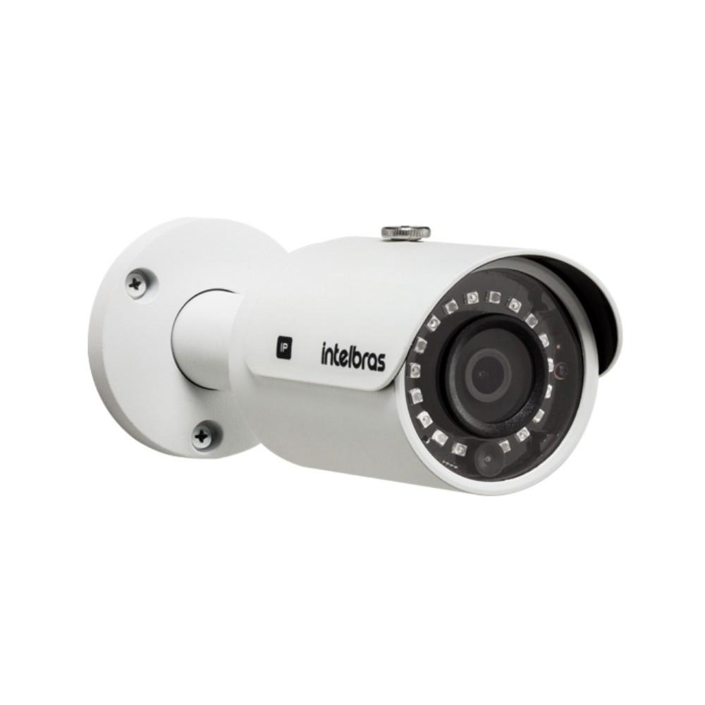 Câmera IP Bullet Infravermelho Intelbras VIP S 3020 G3 - Intelbras