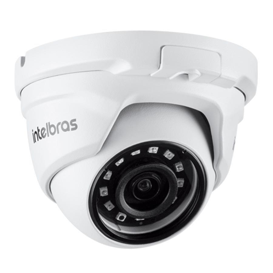 Câmera IP Intelbras VIP 1230 B G3 Full HD 1080p Lente 2,8mm Alcance de 20 metros