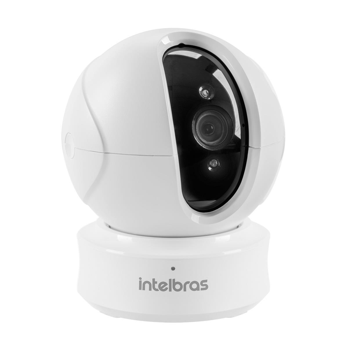 Câmera Mibo IC4  HD 10m IR Lente 4mm Wi-Fi - Intelbras