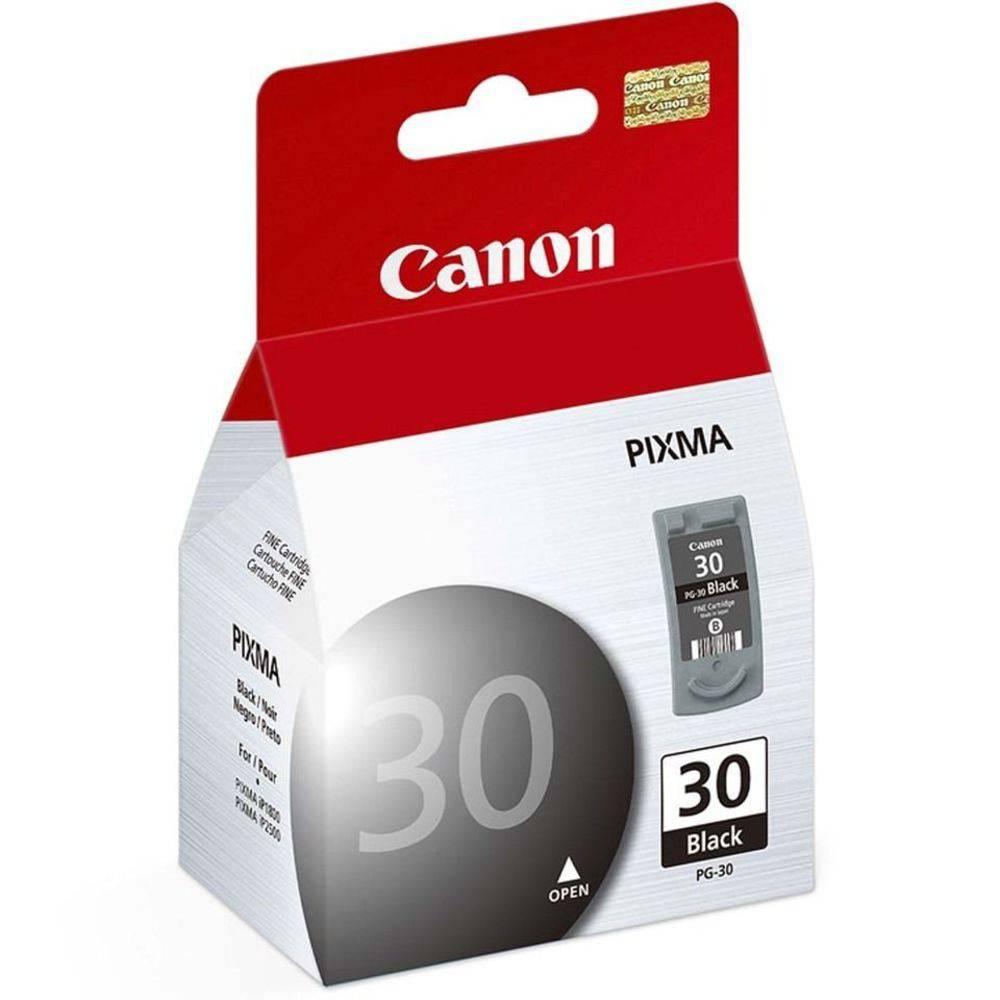 Cartucho de Tinta Canon 30 (Pg30) Preto 11ml
