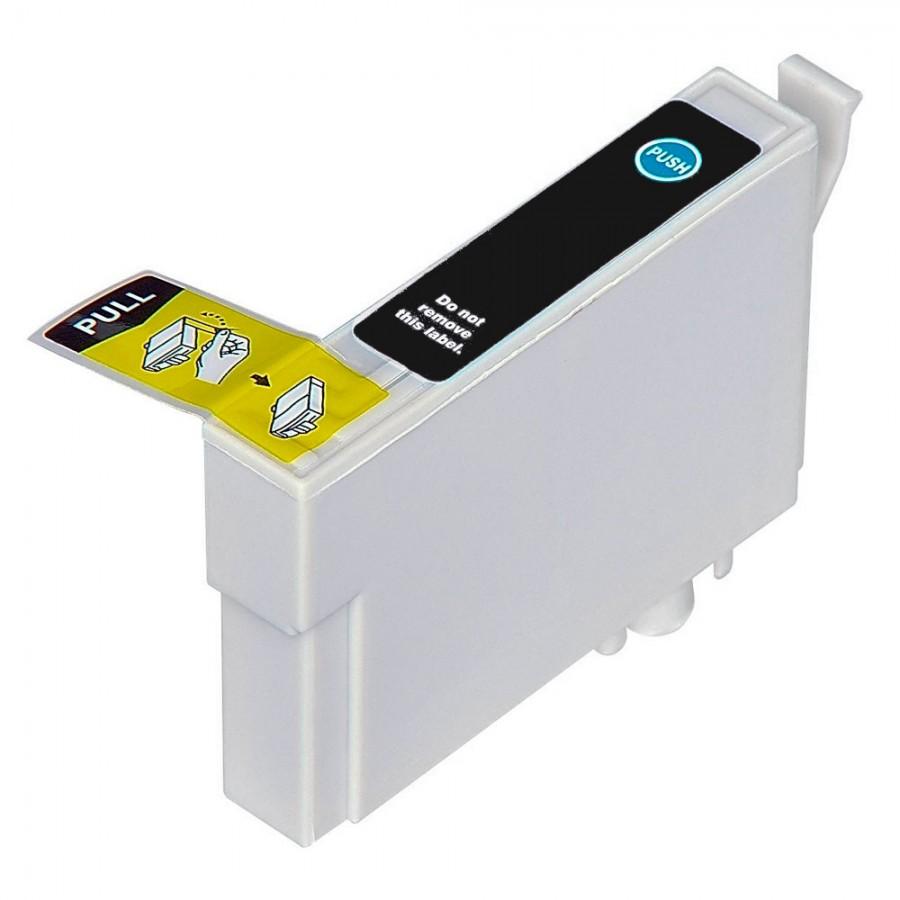 Cartucho de Tinta Compatível Epson 133 (T1331) Preto 12ml