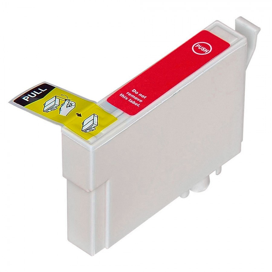 Cartucho de Tinta Compatível Epson 133 (T1333)  Magenta 12ml