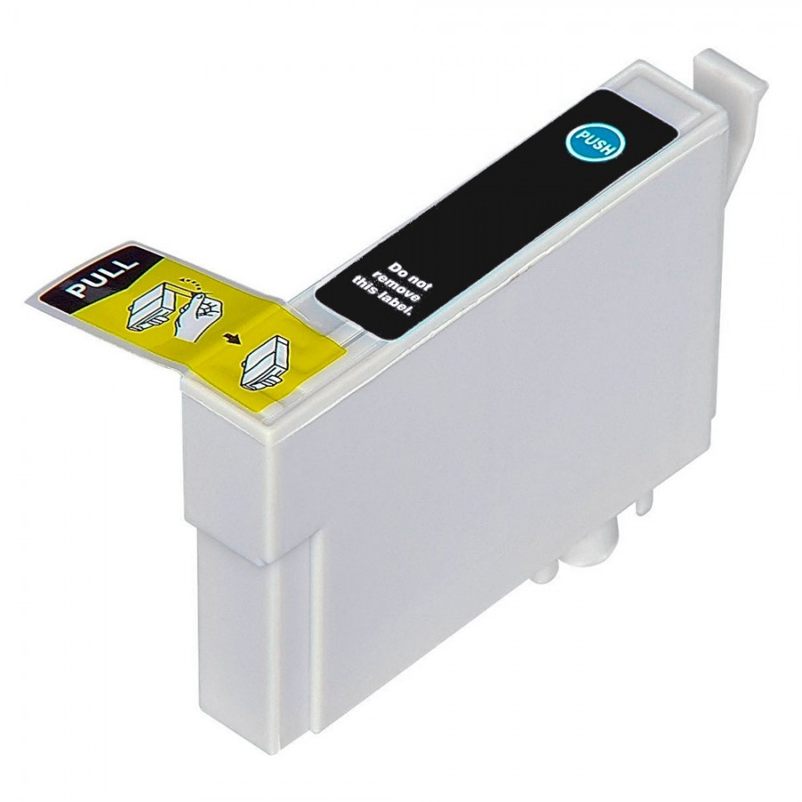 Cartucho de Tinta Compatível Epson 140 (T1401) Preto 28ml