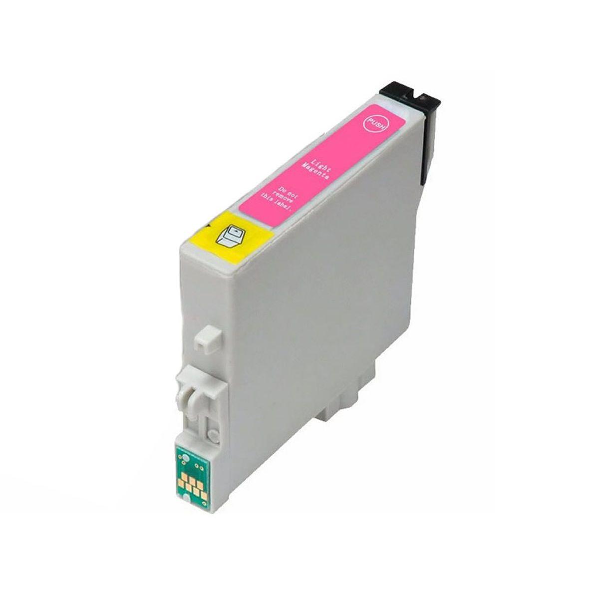 Cartucho de Tinta Compatível Epson 82 (To826) Magenta Claro 12ml