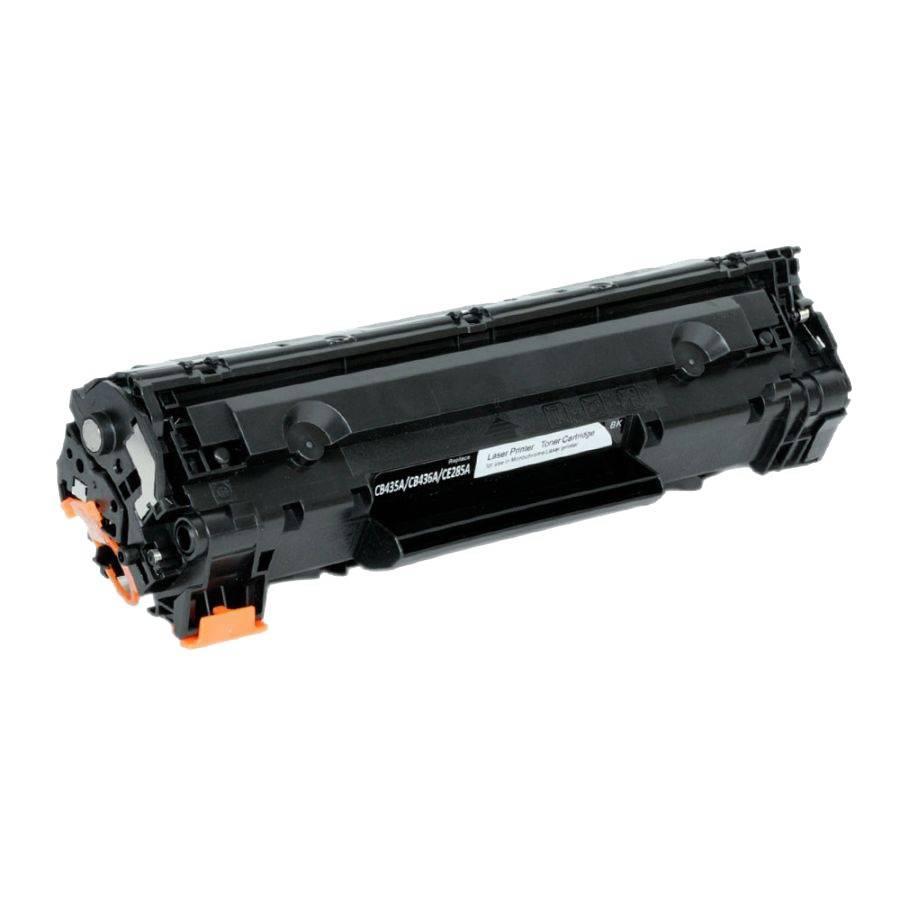 Cartucho de Toner Compatível Hp Cb435A Cb436A Ce285A