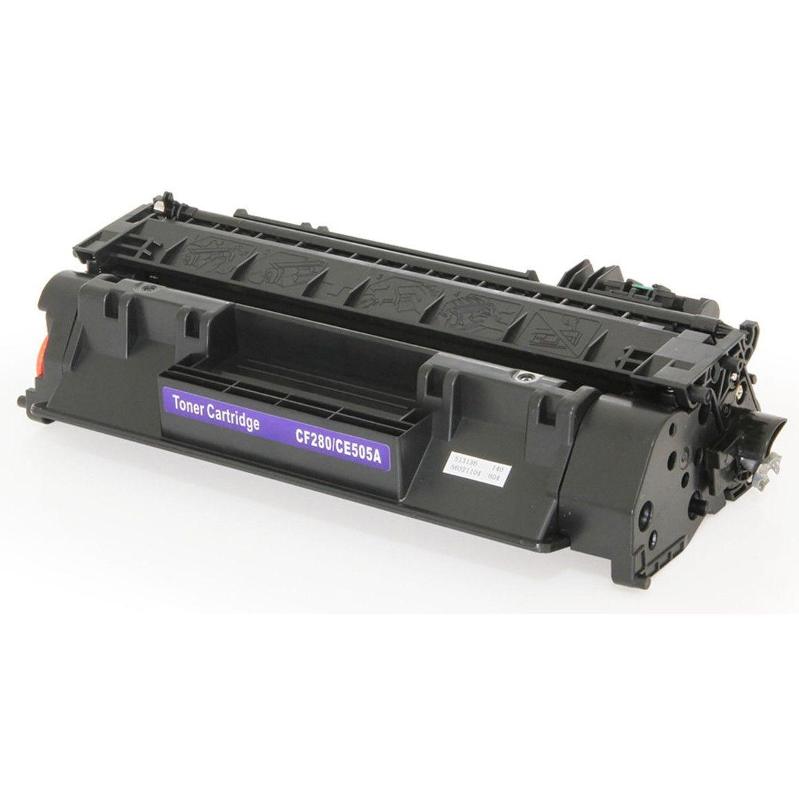 Cartucho de Toner Compatível Hp Ce505A Cf280A