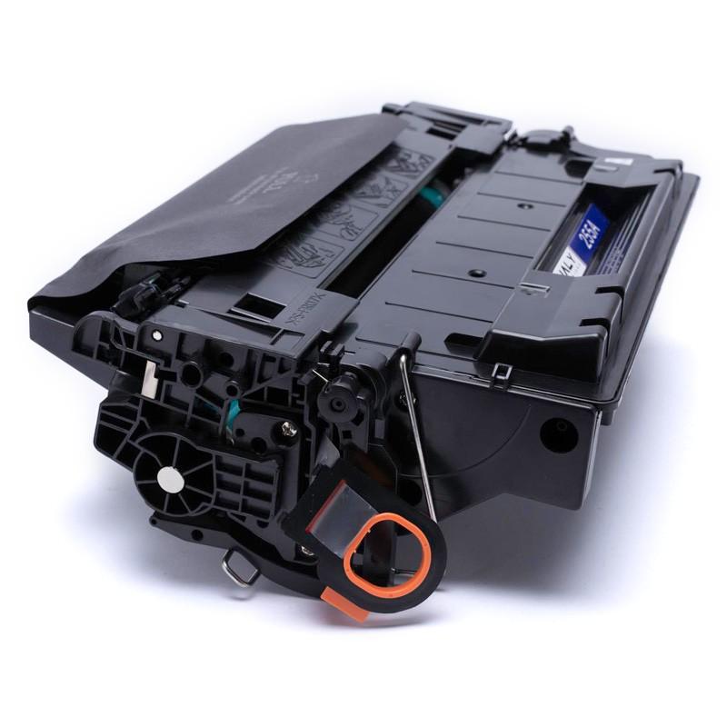 Cartucho de Toner Compatível Hp Ce-255A
