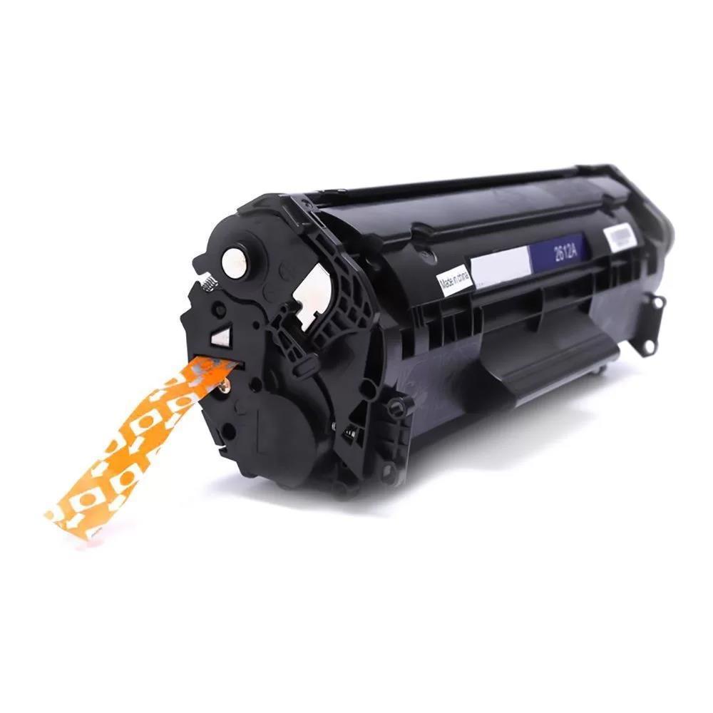 Cartucho de Toner Compatível Hp Q2612A