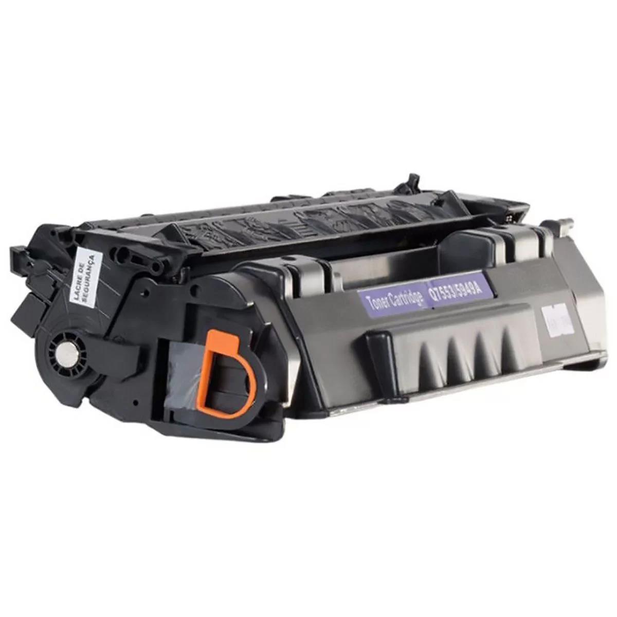 Cartucho de Toner Compatível Hp Q5949A Q7553A