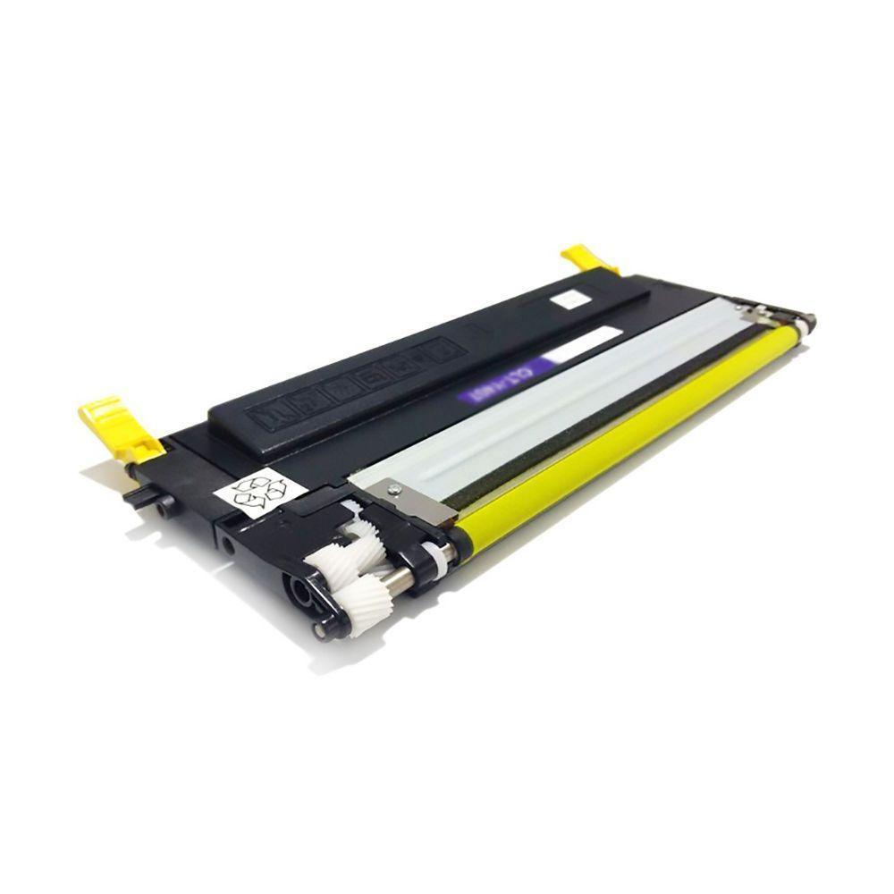 Cartucho de Toner Compatível Samsung Clt-406 Amarelo