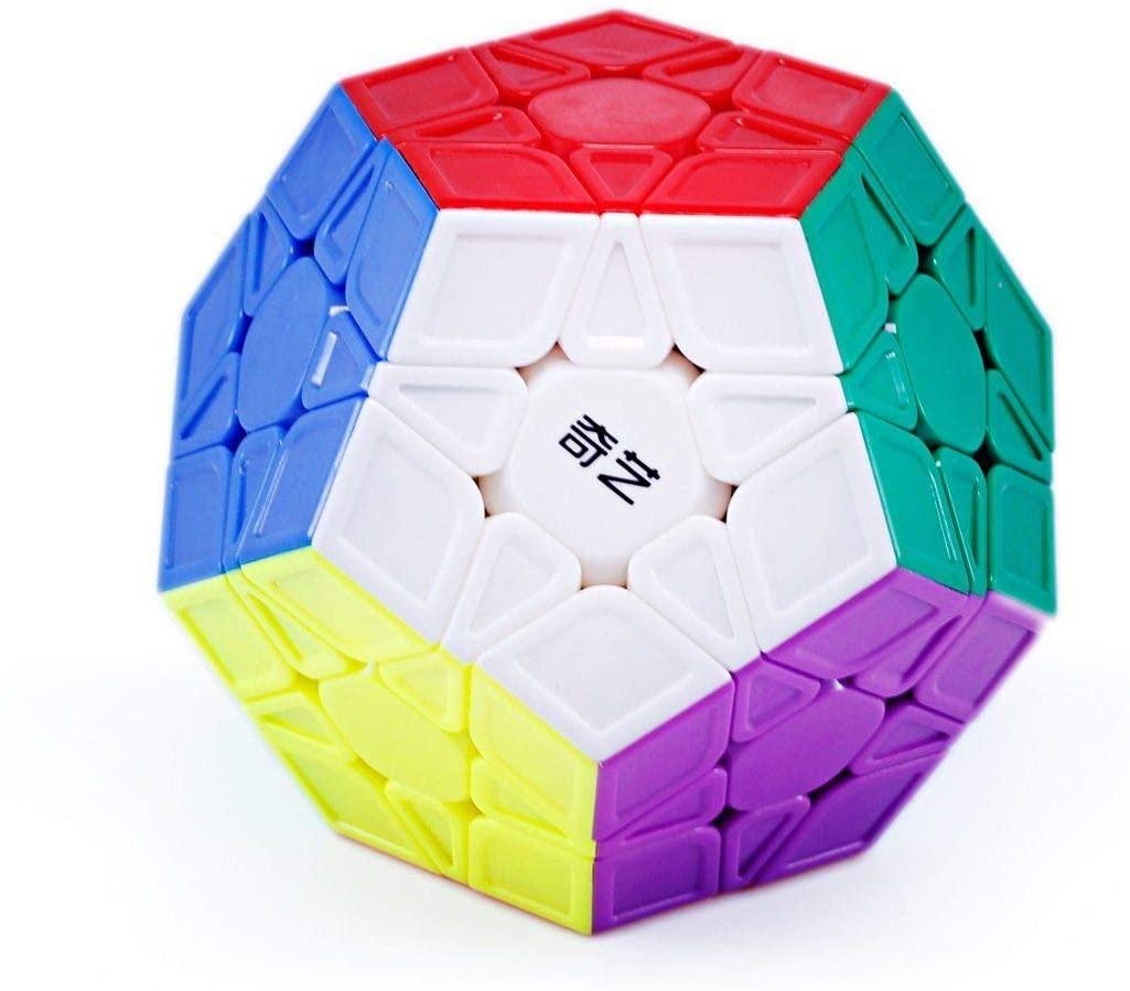Cubo Mágico Megaminx Qiyi QiHeng Colorido