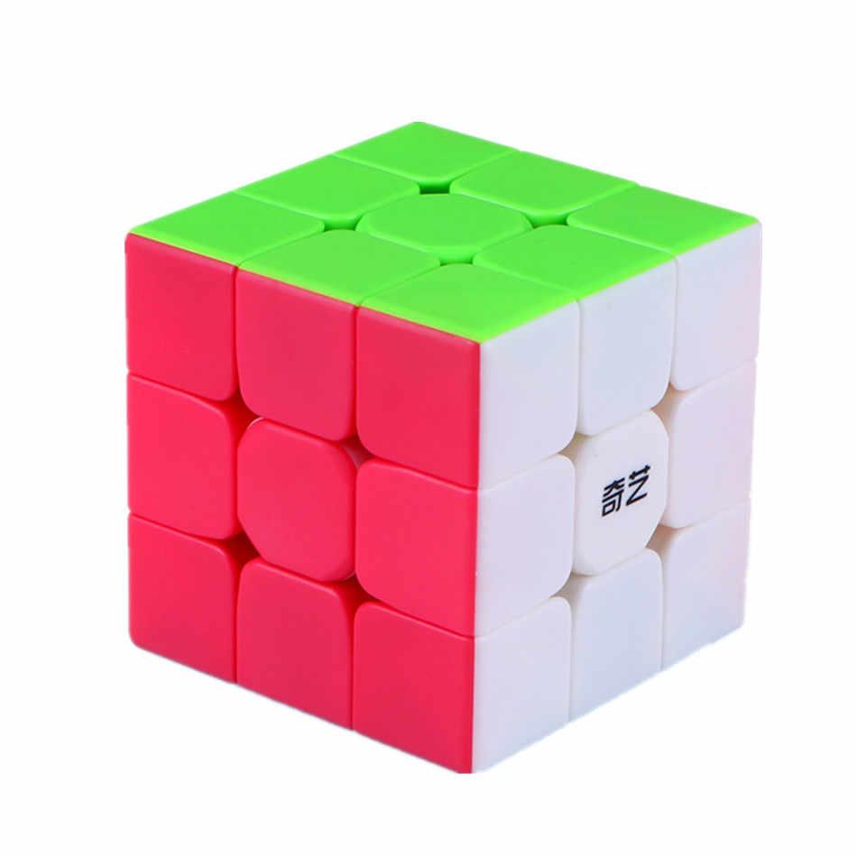 Cubo Mágico Profissional 3 - 3x3x3 Colorido - Qiyi