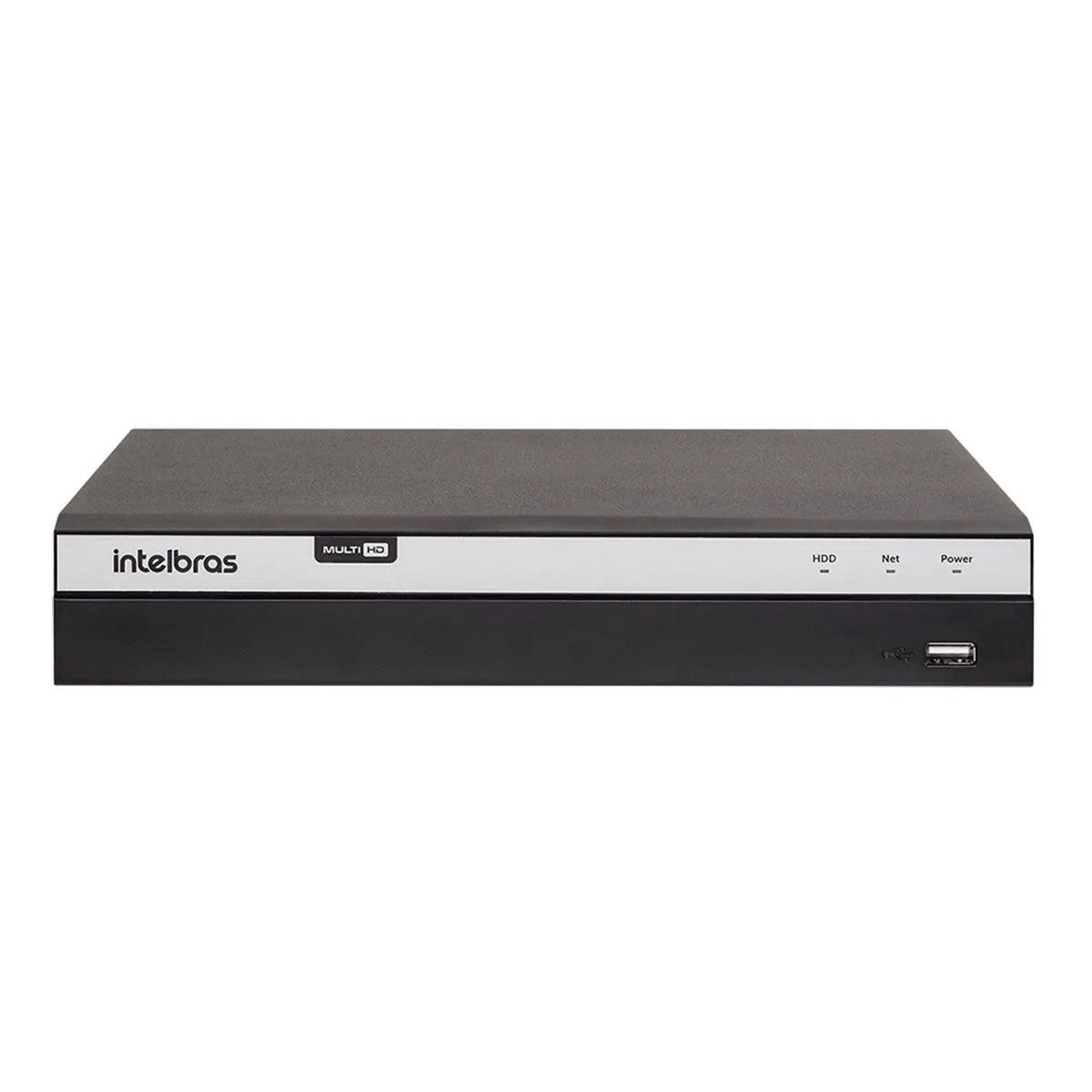 DVR- GRAVADOR DIGITAL 08 CANAIS MHDX 3108 - INTELBRAS