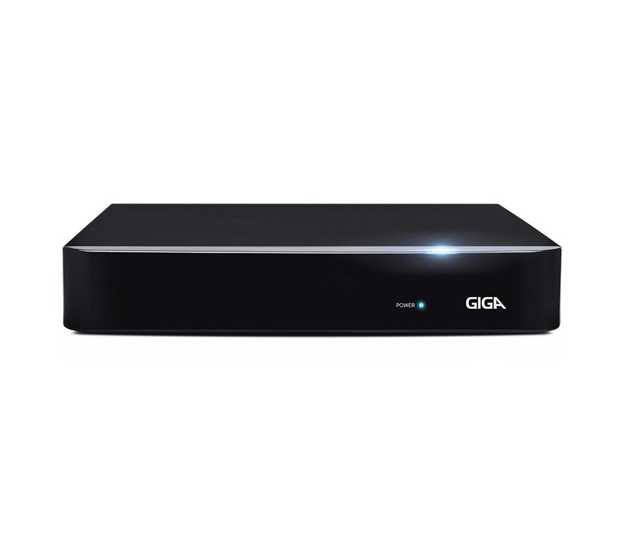 Dvr Open Hd 1080p Serie Orion 4 Canais Gs0180 - Giga