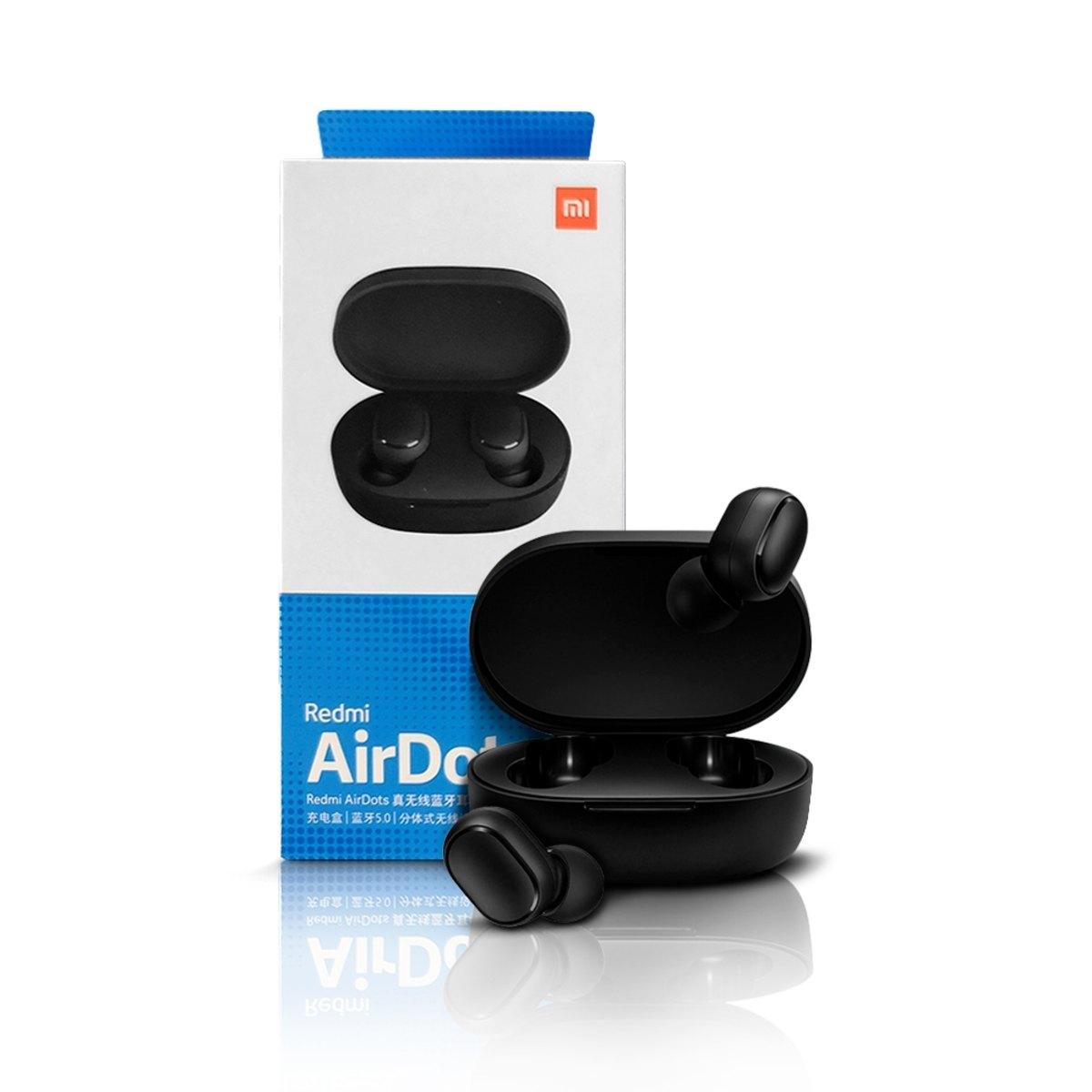 Fone de Ouvido Bluetooth Redmi AirDots S Lançamento 2020 - Xiaomi