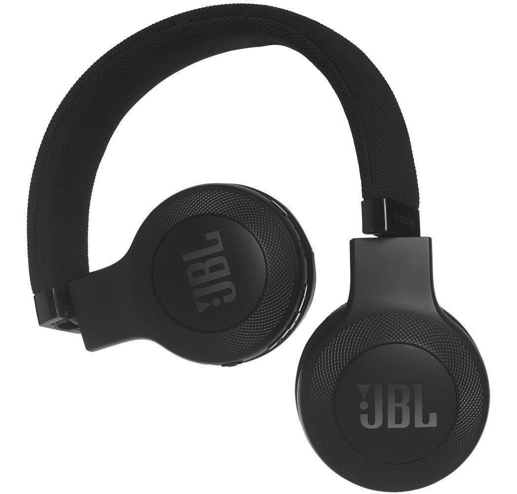 Fone de Ouvido JBL E45 BT Bluetooth Com Microfone Preto