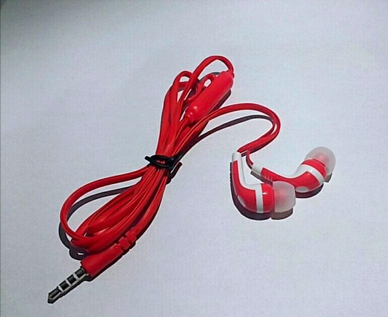 Fone De Ouvido Vermelho Fon- 10031 - Inova