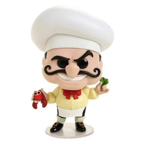 Funko POP Chef Louis - A Pequena Sereia #567
