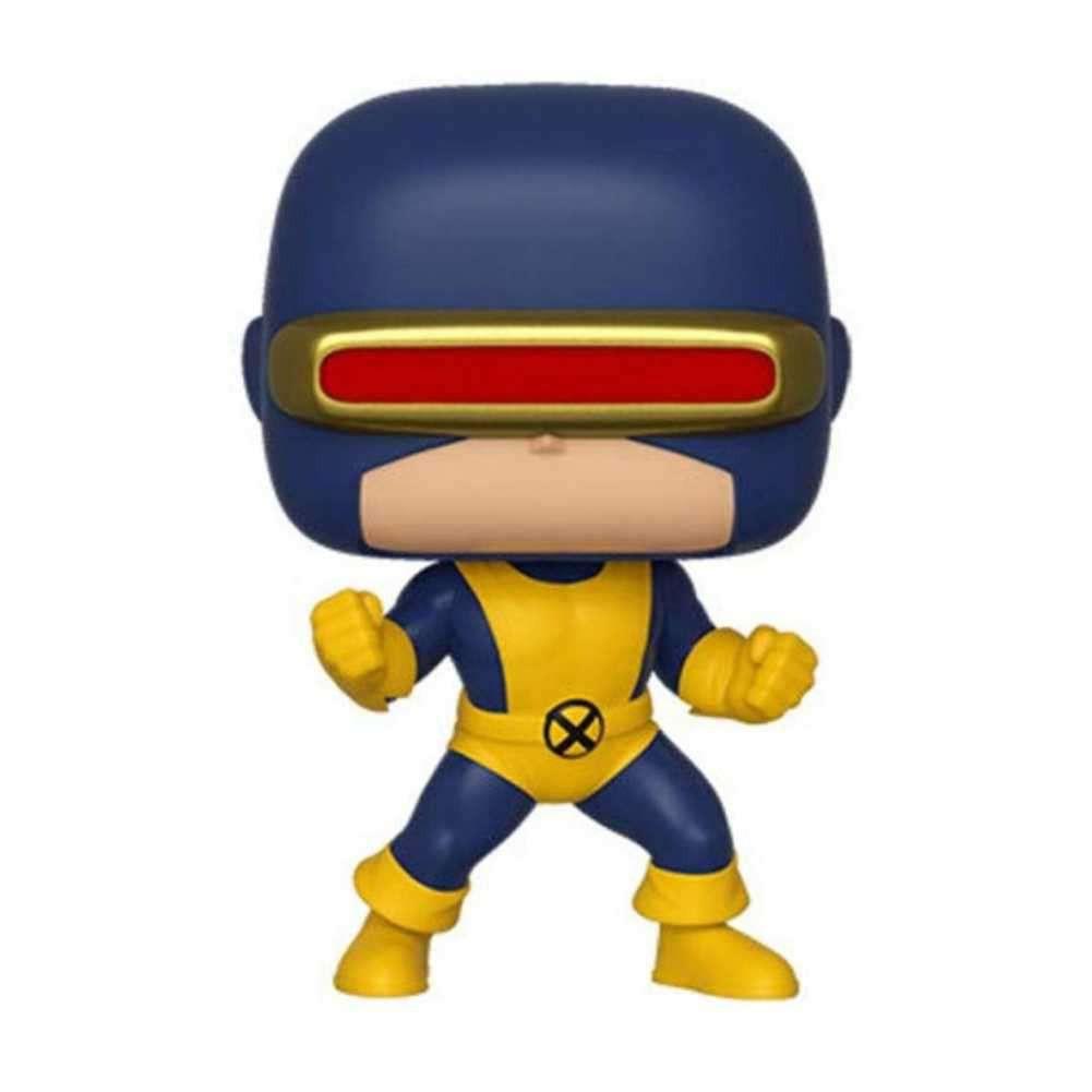 Funko POP Ciclope (Cyclops) - Marvel 80 Anos #502